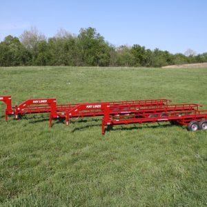 Goose Neck Hay Liner Trailers